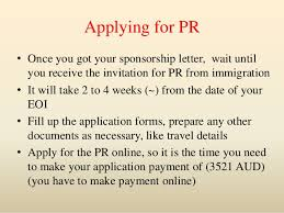 ideas collection recommendation letter for permanent residency