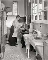 Metropolitan Home Kitchen Design Margarete U0027s Kitchen 1914 March 2 1914