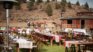 oregon outdoor wedding venues rustic wedding destinations brasada ranch