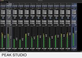 Sound Equalizer For Windows Bias Peak Studio Software Audio Editing For Mac