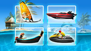tropical island boat racing android apps on google play