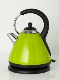 Green Kettles And Toasters Lime Essentials Pyramid Kettle Kitchen Pinterest Kettles