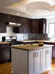 Kitchen Designs Dark Cabinets by Best 20 Stainless Backsplash Ideas On Pinterest Stainless Steel