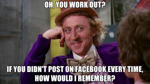 Workout Meme - facebook workout funny pics memes captioned pictures