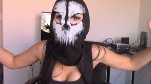 how to make a cod ghost mask the best of call of duty cosplay opshead call of duty news