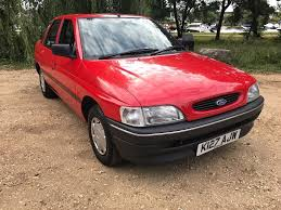 ford escort 1993 1 4 cvh stunning in bournemouth dorset gumtree