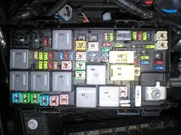jeep jk 2009 fuse box map layout diagram jkowners com jeep
