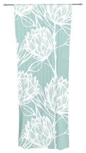 White Contemporary Curtains White And Teal Curtains U2013 Teawing Co