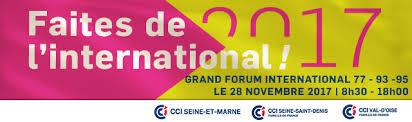 chambre de commerce 93 grand forum international 77 93 95 le 28 novembre à roissy