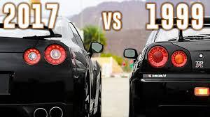 nissan gtr youtube top speed nissan gt r 2017 vs nissan skyline gt r r34 acceleration 0 300km