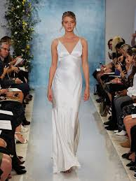 wedding dresses that rocked the runways watch