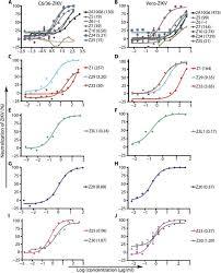 molecular determinants of human neutralizing antibodies isolated