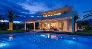luxury villa red land croatia split area my private villas