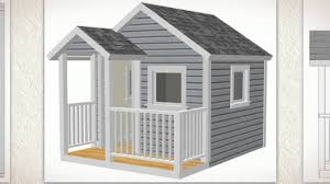 8 u0027 x 8 u0027 playhouse how to build children u0027s 8 u0027 x 8 u0027 playhouse