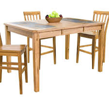 counter height extension dining table u2013 rhawker design