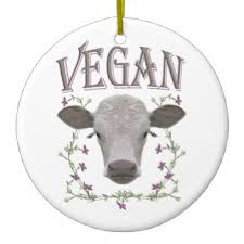vegan ornaments keepsake ornaments zazzle