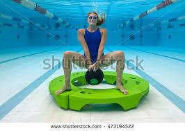 Inside Swimming Pool Aqua Aerobics Stock Images Royalty Free Images U0026 Vectors