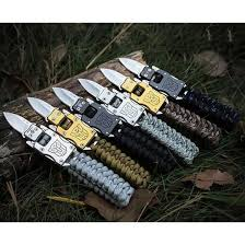 survival paracord bracelet kit images Concealed camping survival paracord bracelet shoppers rehab jpg
