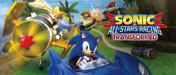 sonic sega all racing apk play sonic all racing transformed pc shield