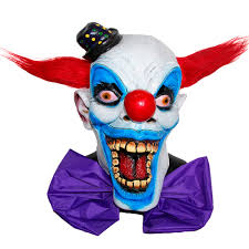 scary clown halloween costumes popular clown mask evil buy cheap clown mask evil lots from china