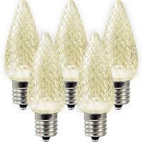 c9 warm white led christmas lights warm white c9 led christmas light bulbs 1000bulbs com