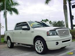 2008 ford f150 limited 2008 white sand tri coat ford f150 limited supercrew 1093525