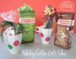 homemade holiday coffee gift idea club chica circle where