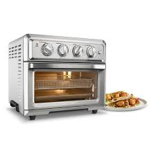 Toaster Oven Bread Cuisinart Toa 60 Convection Toaster Oven Air Fryer Top Kitchen
