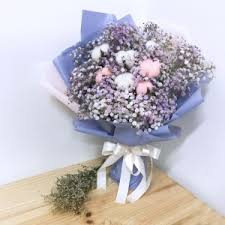 baby breath flowers bouquet baby breaths sg flower delivery smilefloral