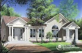 Semi Detached Home Design News Duplexes U0026 Semi Detached House Plans From Drummondhouseplans Com