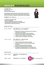 Executive Director Resume Template Account Manager Resumes