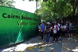 Cairns Botanical Garden by Study Tour To Australia