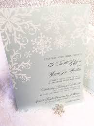 pocket fold invitations winter laser cut wedding pocket fold invitation 0475
