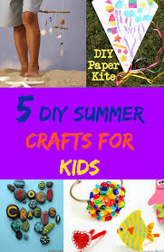 5 diy summer crafts for kids fabulessly frugal