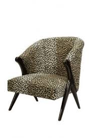 Leopard Print Swivel Chair Animal Print Accent Chairs Foter