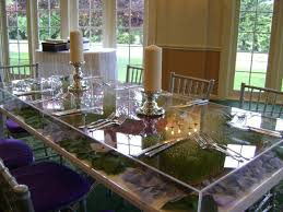 lucite furniture custom acrylic tables desks and more