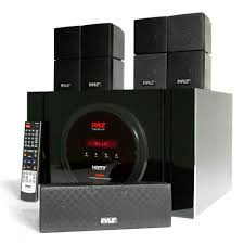 radio home theater systems pyle pt589bt home and office soundbars home theater