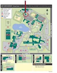 University Of Illinois At Chicago Map by Directions And Map Saint Xavier University