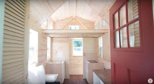 Inside Tiny Homes by Red Door Tiny Home
