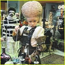 Halloween Scientist Costume Ideas Mad Scientist Big Brain Costume Halloween Costumes