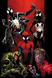 scans daily ultimate spider man clone saga