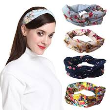 1950s headband dreshow 1950 s vintage modern style elastic women turban headbands