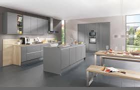 cuisine et grise cuisine gris clair et blanc cuisines grise design moderne