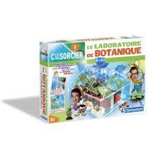 c est pas sorcier cuisine c est pas sorcier laboratoire de botanique clementoni jeux