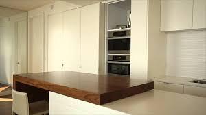 Kitchen Top Bright Wood Works White Kitchen Sliding Counter Top Unique