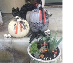 Decorative Halloween Pumpkins Crafts Diy Decorative Halloween Pumpkins
