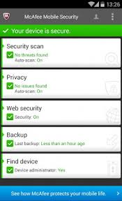 Mcafee Antivirus Full Version Apk Download | mcafee antivirus and security apk for android mod apk free
