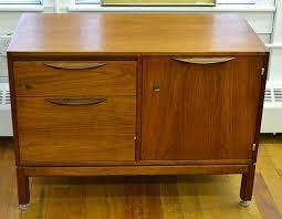 file cabinet credenza modern jens risom walnut credenza file cabinet danish modern design ameican