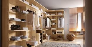bedroom stunning wooden walk in closet furniture ideas with