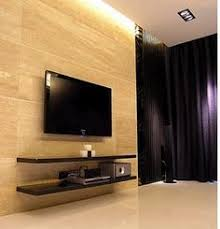 Tv Wall Shelves by Black Wall Mounted Tv Design For Home Pinterest Mounted Tv